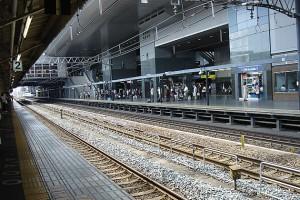 京都駅付近(京都府)